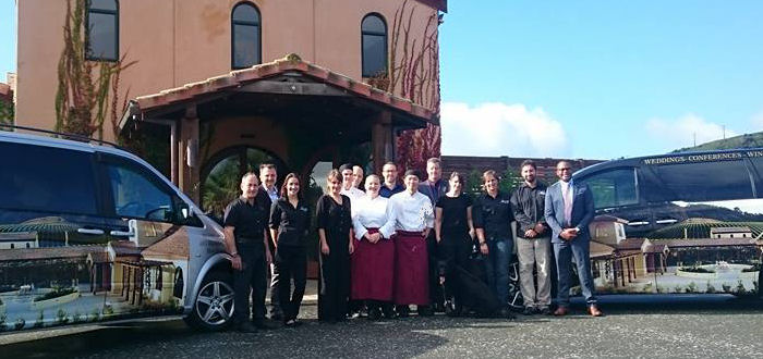staff picture at Ascension Matakana
