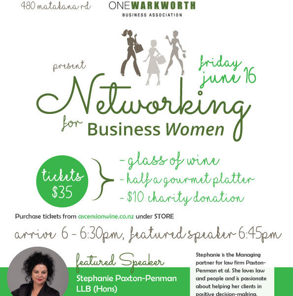 Networking-for-Business-Women