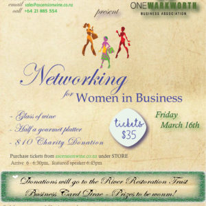 Networking for Business Women 16th March 18-01-1